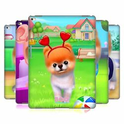 OFFICIAL BOO-THE WORLD'S CUTEST DOG CHARACTER ART BACK CASE FOR APPLE iPAD