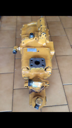 Hydraulic Pump, 924 F CATERPILLAR Loaders wheeled, original CAT Payloaders.