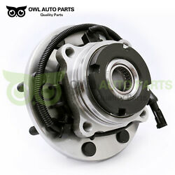 Front Wheel Bearing Hub Assembly For Ford F250 F350 F450 Super Duty 4wd 515057