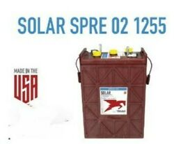 Battery Trojan 2v 1130 Ah. Rechargeable Premium Line Deep Cycle Flooded 6 Each