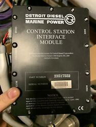 Control Station Interface Module - Part Number 23517552