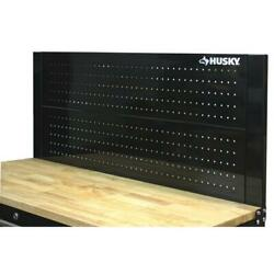 46 inches Pegboard Back Wall for Mobile Workbench W Mounting screws