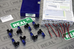 2150cc Fic Fuel Injector Clinic Injectors 07-12 Ford Mustang Gt500 Highz