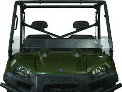 National Cycle Low Clear Windshield 10.25in Can-am Commander 1000x 800r