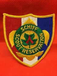 Boy Scout - Schiff Scout Reservation Patch