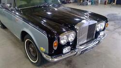 1976 Rolls Royce Silver Shadow Front End/nose Cut Call First