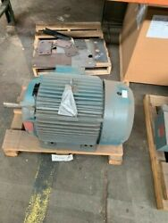 Baldor-reliance Electric Motor - New- 50hp 50hz 550/950v Ac - X/p -reconnectable