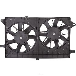 Dual Radiator and Condenser Fan Assembly Spectra CF12102