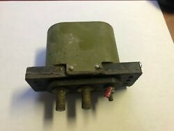 Military Electrical Receptacle Connector 3 Wire Army Defence Agency Aircraft