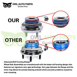 Front Wheel Bearing And Hub For Impala Chevy Monte Carlo Buick Lesabre Pontiac