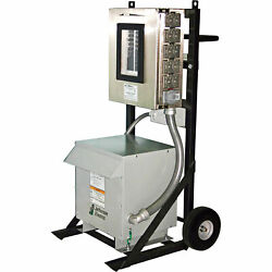 CEP 2-Wheel Power Distribution Cart (for Generators 480 Volts,3-Phase)