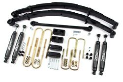 Zone Offroad 4 Suspension Lift Kit Ford F250 F350 Superduty 4wd 1999 Diesel