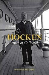 Hocken Of Collectors By Donald Jackson Kerr English Hardcover Book