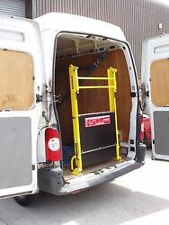 Portaramp Style Clearview Taxi Ramp 2.2m Wheelchair Taxi / Minibus Ramp