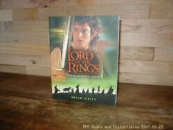 The Lord Of The Rings Official Movie Guide First Edition 2001 Free Us Shipping