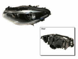 For 2013-2016 Bmw 550i Headlight Assembly Left Hella 64737mh 2014 2015 Oe Led