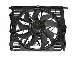 For 2010-2017 BMW 550i GT xDrive A/C Condenser Fan Assembly Genuine 14985NV 2011