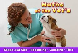 Maths At The Vet's Maths At Work By Tracey Steffora Book The Fast Free