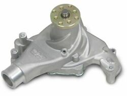 For 1958-1972 Chevrolet Biscayne Water Pump Weiand 24769sh 1959 1960 1961 1962
