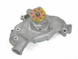 For 1968-1969 1973-1974 Chevrolet K20 Pickup Water Pump Weiand 49936bf