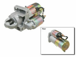 For 1987-1992 Cadillac Fleetwood Starter Denso 38752fp 1988 1989 1990 1991