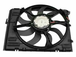 For 2008-2013 Bmw M3 A/c Condenser Fan Assembly Genuine 12135bc 2009 2010 2011