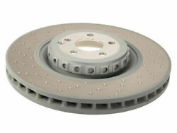 For 2008-2014 Mercedes Cl65 Amg Brake Rotor Front 74777rx 2009 2010 2011 2012