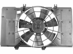 For 2000-2001 Plymouth Neon Radiator Fan Assembly 48957dt 2.0l 4 Cyl