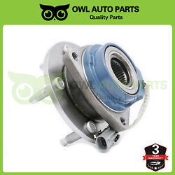 513187 Front Wheel Bearing And Hub For Buick Cadillac Pontiac Saturn Oldsmobile