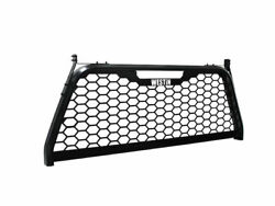 For Ford F450 Super Duty Cab Protector And Headache Rack Westin 92666rz