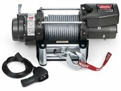 For 2000-2013 Chevrolet Suburban 2500 Winch Warn 43354tn 2001 2002 2003 2004