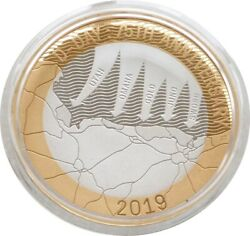 2019 Royal Mint D-day Landings Piedfort Andpound2 Two Pound Silver Proof Coin Box Coa