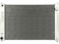 For 2011-2012 Infiniti G25 Radiator And A/C Condenser Assembly Spectra 65172ZS