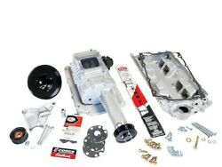 For 1975-1979 Chevrolet Monza Supercharger Kit Edelbrock 91752CR 1976 1977 1978