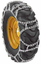 Duo Pattern 16.9-34 Tractor Tire Chains - Duo270