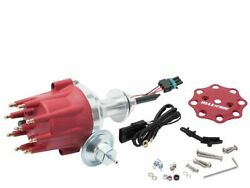 For 1965-1967 Plymouth Belvedere Ii Ignition Distributor Edelbrock 16783tp 1966