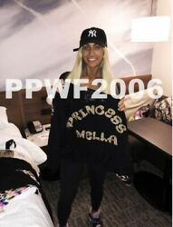 Wwe Carmella Ring Worn Hand Signed Pants And Jacket With Picture Proof And Coa