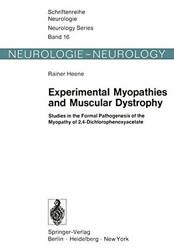 Experimental Myopathies And Muscular Dystrophy , Heene, R.,,