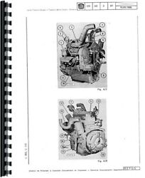 Service Manual Allis Chalmers 620 616 Simplicity 4041 Lawn And Garden Tractor