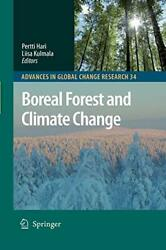 Boreal Forest and Climate Change, Hari, Pertti 9789048179664 Free Shipping,,