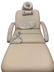 New Electric Spa Table 3 Motors Height, Back And Leg Adjustment