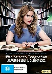 The Aurora Teagarden Mysteries Collection [new Dvd] Psp Australia - Import N