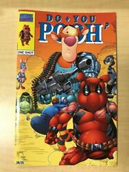 Do You Pooh New Mutants 94 Rob Liefeld Homage Variant By Marat Mychaels Vegas