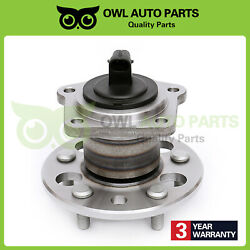 Rear Complete Wheel Bearing Hub Assembly For 98-03 Toyota Sienna Abs 5lug 512041