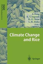 Climate Change and Rice by Lampe, K.J.  New 9783642851957 Fast Free Shipping,,
