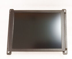 Lcd Monitor Upgrade For 9inch Crt Prototrak Age2/3 W/cable Kit For 15814r Rev F