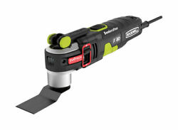 Rockwell Duotech Sonicrafter 4.2 Amps Corded Oscillating Tool 19000 Opm