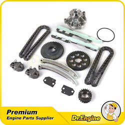 Timing Chain Water Pump Set For 2001 Ford Mustang V8 4.6l 281cid Vin X