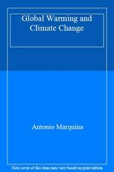 Global Warming and Climate Change, Marquina 9780230237711 Fast Free Shipping-,