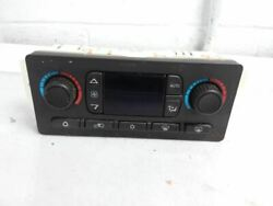 Temperature Control Fits 03-07 HUMMER H2 785189 *LIGHT WEAR ON FAN BUTTON*